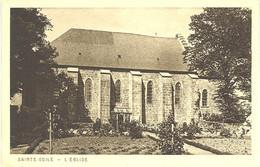 CPA 67 -  SAINTE ODILE - L'Eglise - Sainte Odile