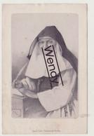 Zuster Maria Kostka D'Huyvetter, Litho FVL   °Antwerpen 1813   +Gent 1877 - Devotieprenten