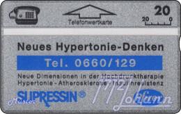 """TWK Österreich Privat: """"Supressin"""" Gebr. - Austria"""
