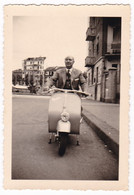 "MOTO SCOOTER  "" VESPA ""   -  SCOOTER - FOTO ORIGINALE - Cars"