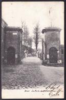 DIEST - LA PORTE DE SICHEM - Précurseur 1903 - Van Calloo Naar Burcht - Diest