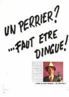 """PUB  """" PERRIER  """"    1969  ( 13 ) - Perrier"""