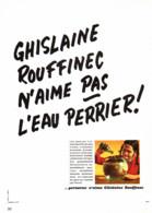 """PUB  """" PERRIER  """"    1969  ( 15 ) - Perrier"""