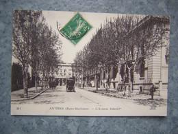 ANTIBES - AVENUE ALBERT 1er - Andere