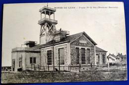 Carte Postale Ancienne  - Fosse N ° 12 Bis ( Docteur Barrois ) -mines De Lens - Mijnen