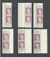 FRANCE.  YT  N° 1263d  Neuf **  1960 - 1960 Marianne De Decaris