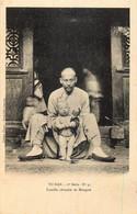 Chine - Yu-Nan - Famille Chinoise De Mongtzé - 1ere Série N) 41 - Cina