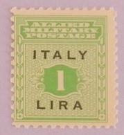 ITALIE OCCUPATION INTERALLIEE YT 6 NEUF** ANNEE 1973 - Otros