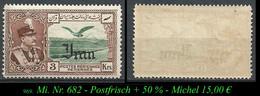 1935 - Mi. Nr. 682 - Postfrisch - Irán
