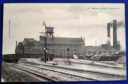 Carte Postale Ancienne -Mines De LENS- Fosse N°8 - Mijnen
