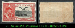 1935 - Mi. Nr. 683 - - Irán