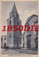 LONGOBUCCO - DUOMO ESTERNO  F/GRANDE VIAGGIATA 1951? ANIMATA - Cosenza