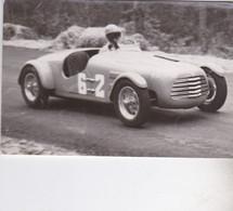 Photo Automobile Allemagne Hockenheim  Voiture Et Année A Identifier   2525 Bis - Coches