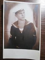 Yugoslav Royal Navy Sailor Of Ship DALMACIJA - Uniformes