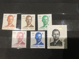 España 2015 - Nuevos ** MNH - 2011-... Unused Stamps