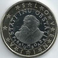 Slovenie 2020     1 Euro   UNC Uit De BU  UNC Du Coffret  !! Zeer Zeldzaam - Extréme Rare !! - Slovénie