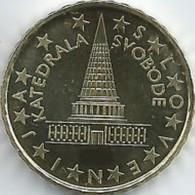 Slovenie 2020   10 Cent   UNC Uit De BU  UNC Du Coffret  !! Zeer Zeldzaam - Extréme Rare !! - Slovénie