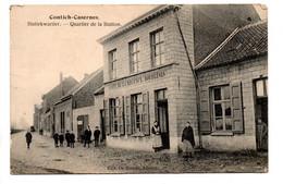 Kontich-casernes: Statiekwartier - Kontich
