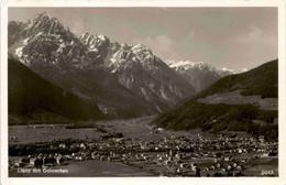Lienz Mit Dolomiten (2043) * 14. 8. 1933 - Lienz