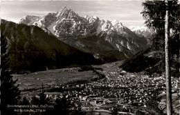 Dolomitenstadt Lienz, Ost-Tirol Mit Spitzkofel (5835) - Lienz