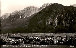 Lienz Gegen Hochstadelgruppe (Dolomiten), Osttirol (40068) * 1958 - Lienz