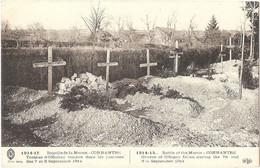 51 - CONNANTRE - Tombes D'Officiers (médecin Maurice DREUX, Médecin Édouard VÉTEAU) - 7 Et 8 Septembre 1914 - Édit. ELD - Other Municipalities