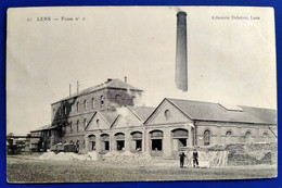 Carte Postale Ancienne  - LENS -Fosse N°2 - Mijnen