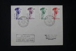 VIETNAM - Enveloppe FDC En 1956 - L 84266 - Vietnam