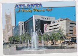 USA - AK 389394 Georgia - Atlanta - Atlanta