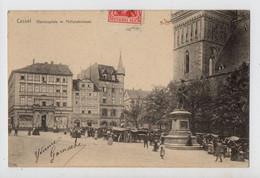 ALLEMAGNE - CASSEL - Martinsplatz M. Philipsdenkmal - Kassel