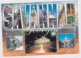 USA - AK 389411 Georgia - Savannah - Savannah