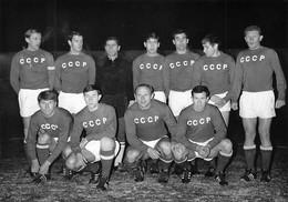 FOOTBALL -  EQUIPE De L ' URSS ( RUSSIE ) Vers 1965 /1970  ( PHOTO  Agence PRESSE Sports) PHOTO L EQUIPE - Sports