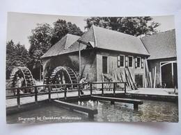 041 Ansichtkaart Singraven Bij Denekamp - Watermolen - 1963 - Andere