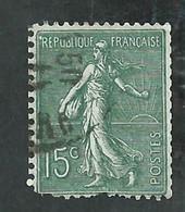 France.Semeuse Lignée No 130 Type 6 De Roulette - Unclassified