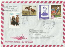PERU CV 1987 - Peru
