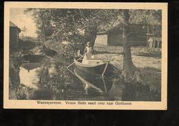Wanneperveen Schaarse Kaart (145-44) - Andere