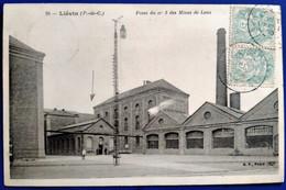 Carte Postale Ancienne - LIEVIN - Fosse N °3 Des Mines De Lens - Mijnen