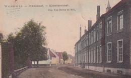 WACHTEBEKE / KLOOSTERSTRAAT  1911 - Wachtebeke