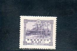 JAPON 1920 ** - Neufs