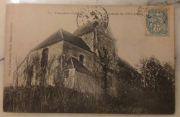 95 VALLANGOUJARD : église - Other Municipalities