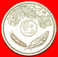 • GREAT BRITAIN: IRAQ ★ 50 FILS 1390 1970! LOW START ★ NO RESERVE! - Iraq