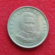Chile 1 Escudo 1971 KM 197  Chili - Chili