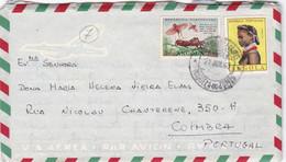 2 X CARTAS DE ANGOLA - Angola