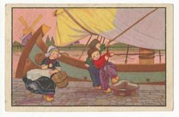 "507 - Enfants Hollandais ""D. Gobbi"" - Andere Zeichner"