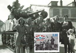 Luxembourg 2019 Mamer Libération 10-09-1944 Seconde Guerre Mondiale ¦ World War II ¦ Befreiung Zweiter Weltkrieg - Briefe U. Dokumente