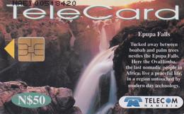 NAEI0051 Epupa Falls - Namibia
