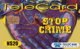 NAEI0857 Stop Crime - Namibia