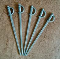 Mélangeurs A Boissons / Bar Spoons : CAPTAIN MORGAN - Swizzle Sticks