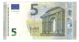 "5 EURO ""W"" W002A1 AUNC - 5 Euro"
