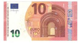 """10 EURO """"W"""" W001A1 AU - 10 Euro"""